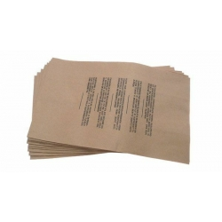 10 FILTER BAGS DUST COLLECTOR FOR ASPIRATORS LAVOR REPLACEMENT 5.212.0005