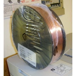 COIL WIRE STEEL 0,8MM - 5KG WELDING MACHINE DECA 010805 ORIGIN