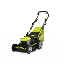 LAWNMOWER G-FORCE LITHIUM BATTERY SAMSUNG 120V SELF PROPELLED 4IN1