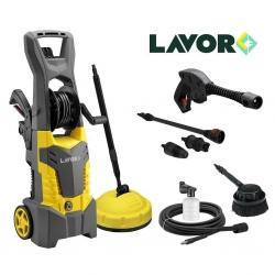 LAVORWASH FURY EXTRA 135 HIGH PRESSURE CLEANER 135BAR 420L / H 1800W