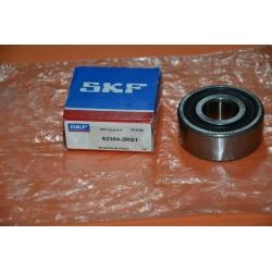 CUSCINETTO A SFERE RADIALE  SKF 62304-2RS  DIAMETRO MM 20X52X21  SKF