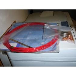 Welding kit wire aluminum wire welders TELWIN MASTERMIG 802766
