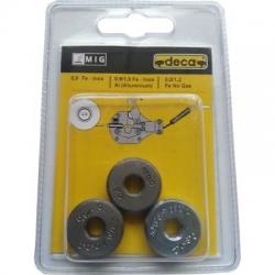 Needle kit wire-feed roller welder welder DECA 010841