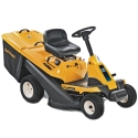 Mowing tractor MINIRIDER Cub Cadet with basket LR1 NR76 mono-layer 14HP