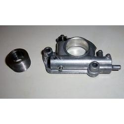 Oil pump gear for chainsaw ECHO CS 3600 ORIGINAL SPARE PART