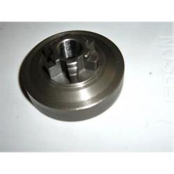 Clutch bell 3/8 6 TEETH CHAINSAW ZENOAH OLEOMAK EFCO ZENOAH 931 932 -  GIARDINAGGIO FURANO