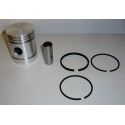 KIT PISTON BANDS PIN B5900 ABAC ORIGINAL COMPRESSOR NEW