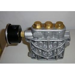 Header pump pressure gauge pressure washer FASA ORIGINAL LAVORWASH 5.008.0047