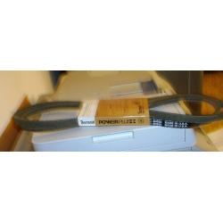 BELT CINTA MOTORE-PLATE MOWER TRACTORINO HUSQVARNA STIGA 533300747