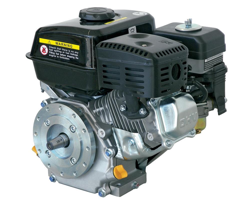 Horizontal Motor Vulcan 9 Hp A Gasoline Shaft Conico Lombardini Acme Fuel Filter Giardinaggio Furano